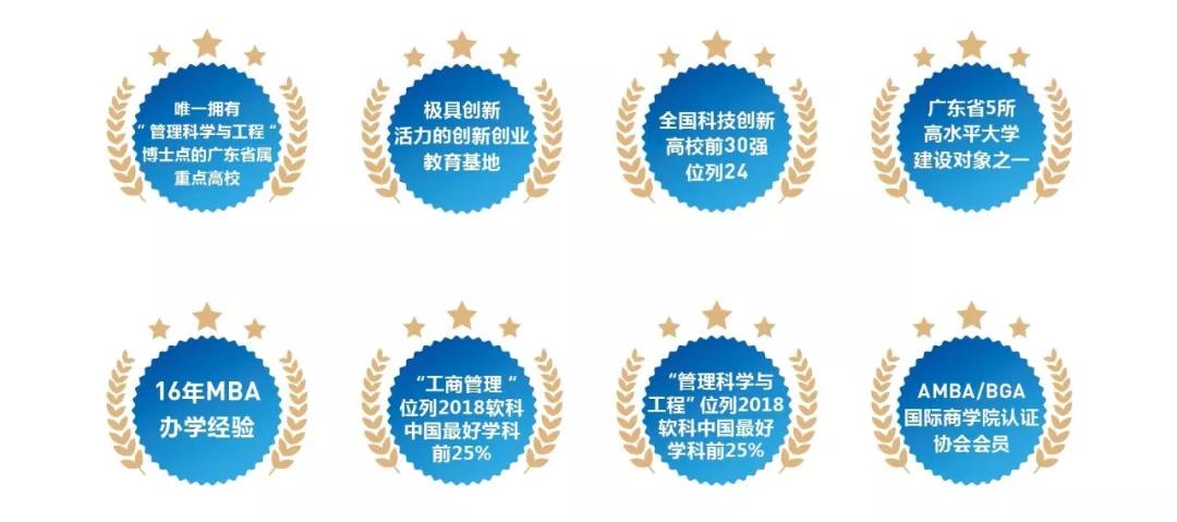 【招生信息】2020年广东工业大学MBA招生简章